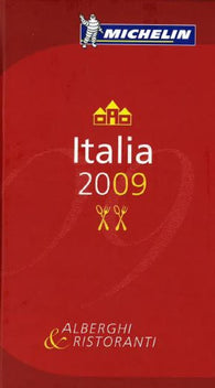 Buy map Italy, Red Guide by Michelin Maps and Guides