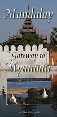 Buy map Mandalay: Gateway to Myanmar by Odyssey Publications