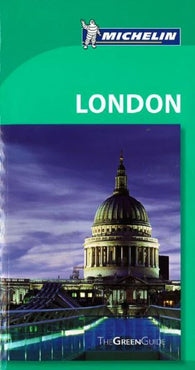 Buy map London, United Kingdom, Green Guide by Michelin Maps and Guides
