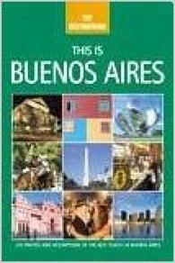 Buy map This is Buenos Aires by deDios