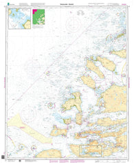 Buy map BREIDSUNDET - FJÖRTOFT (31) by Kartverket