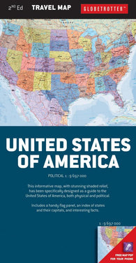 Buy map United States, Travel Map by New Holland Publishers