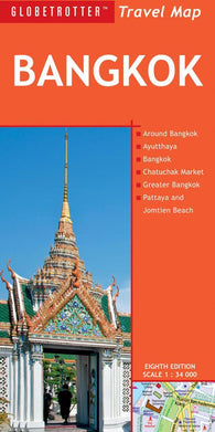 Buy map Bangkok, Thailand, Travel Map by New Holland Publishers