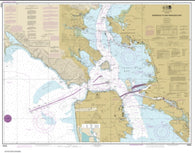 Buy map Entrance to San Francisco Bay (18649-68) by NOAA