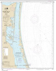 Buy map Northern part of Laguna Madre (11304-14) by NOAA