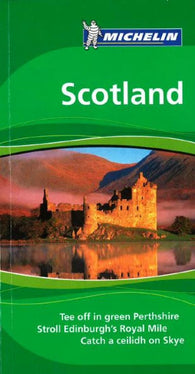 Buy map Scotland, Green Guide by Michelin Maps and Guides