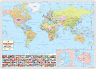 Buy map Worlds Best World Map by Maps of World