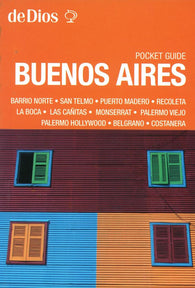 Buy map Buenos Aires Pocket Guide by deDios