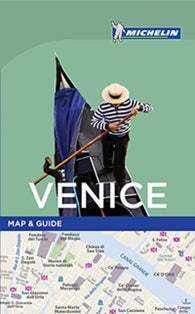 Buy map Michelin Map and Guide, Venice by Michelin Maps and Guides