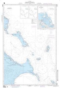 Buy map Eleuthera Island To Crooked Island Passage (NGA-26280-7) by National Geospatial-Intelligence Agency