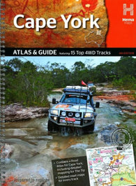 Buy map Cape York, Australia, Atlas and Guide by Hema Maps