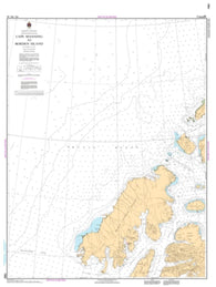 Buy map Bathurst Island to/a Borden Island by Canadian Hydrographic Service