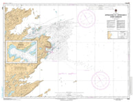 Buy map Approach to/Approches a Sorry Harbor by Canadian Hydrographic Service