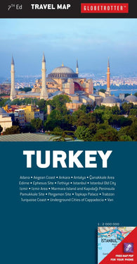 Buy map Turkey, Travel Map by New Holland Publishers