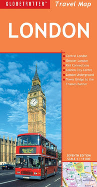 Buy map London, United Kingdom Travel Map by New Holland Publishers