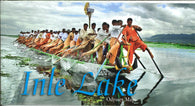 Buy map Inle Lake, Myanmar by Odyssey Publications