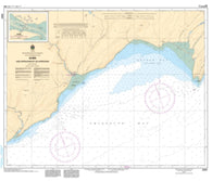 Buy map Alma (and Approaches/et les Approches) by Canadian Hydrographic Service