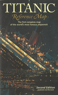 Buy map Titanic Reference Map by Hedberg Maps