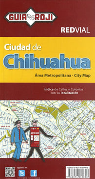 Buy map Chihuahua, Mexico by Guia Roji