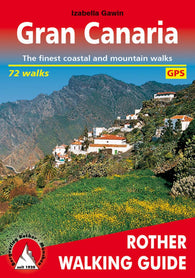 Buy map Gran Canaria, Rother Walking Guide by Rother Walking Guide
