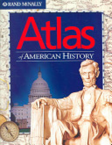 Buy map Atlas of American History by Rand McNally