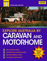 Buy map Explore Australia By Caravan and Motorhome by Universal Publishers Pty Ltd