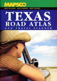 Buy map Texas, Road Atlas and Travel Planner by Kappa Map Group