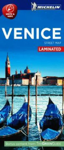 Buy map Venice City Map by Michelin Travel Partner