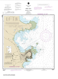 Buy map Hana Bay Island of Maui (19341-9) by NOAA