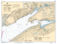 Buy map Bay of Fundy/Baie de Fundy (Inner Portion) by Canadian Hydrographic Service
