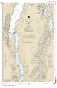 Buy map Barber Point to Whitehall (14784-20) by NOAA
