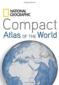 Buy map Compact Atlas of the World by National Geographic Maps