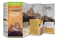 Buy map Place Names of Fitz Roy (Chalten and Surroundings) Field Guide by 49southphoto