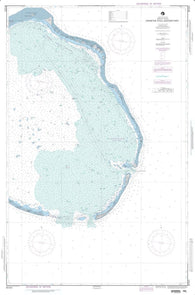 Buy map Eniwetok Atoll - Eastern Part (NGA-81531-4) by National Geospatial-Intelligence Agency