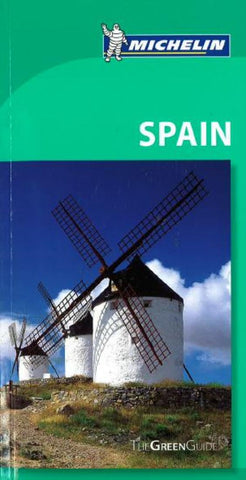 Buy map Spain, Green Guide by Michelin Maps and Guides