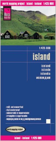 Buy map Iceland by Reise Know-How Verlag