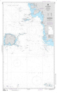 Buy map Selat Karimata - Indonesia (NGA-71036-8) by National Geospatial-Intelligence Agency