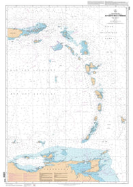 Buy map De Puerto Rico a Trinidad by SHOM