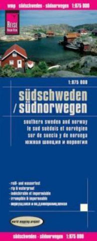 Buy map Sweden, Southern and Norway by Reise Know-How Verlag