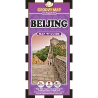 Buy map Beijing, China, Map n Guide by Groovy Map Co.