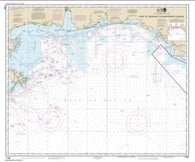 Buy map Cape St. George to Mississippi Passes (11360-44) by NOAA