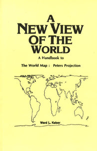 Buy map World Handbook to Peters Projection, A New View by ODT, Inc.