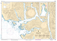 Buy map Esperanza Inlet by Canadian Hydrographic Service