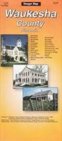 Buy map Waukesha County, Wisconsin by The Seeger Map Company Inc.