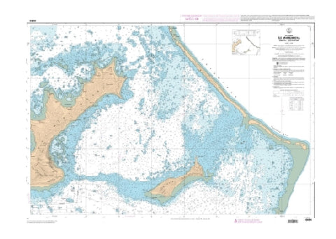 Buy map Ile Mangareva, Rlkitea, Totegegie by SHOM