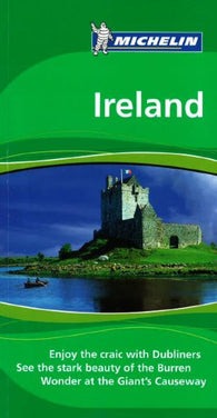 Buy map Ireland, Green Guide by Michelin Maps and Guides