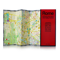 Buy map Rome, Italy by Red Maps