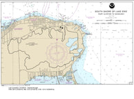 Buy map SMALL-CRAFT BOOK CHART - Port Clinton to Sandusky, including the Islands (book of 35 charts) (14842-15) by NOAA