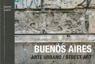 Buy map Buenos Aires Street Art Book by deDios