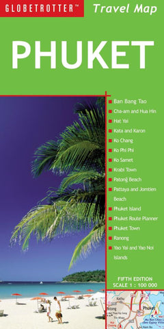 Buy map Phuket, Thailand Travel Map by New Holland Publishers